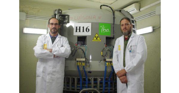 Al Centro LENA dell'Università di Pavia l'IBA AWARD 2017 per la migliore pubblicazione scientifica sui ciclotroni IBA