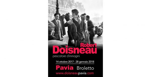 "Dal 14 ottobre al 28 gennaio – Mostra ""Robert Doisneau. Pescatore d'immagini"""