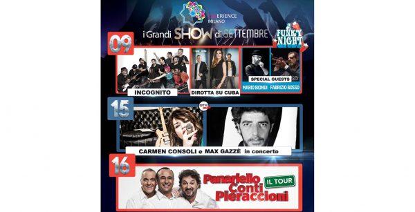 Per UNIPV biglietti scontati per gli spettacoli di Experience Milano