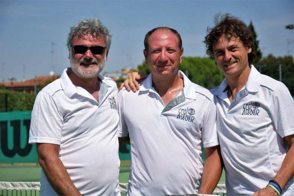 L'esperienza del CRAL UNIPV al Torneo nazionale di tennis per dipendenti universitari ANCIU