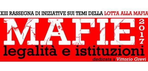 6 novembre - Mafie, Legalità e Istituzioni