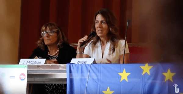 Welcome to the University of Pavia: Prof. Ilaria Poggiolini (Video)