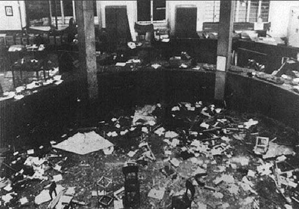 28 settembre – La strage di Piazza Fontana