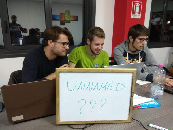 20 ottobre - Studenti di ingegneria UniPV impegnati in una 24 ore di programmazione