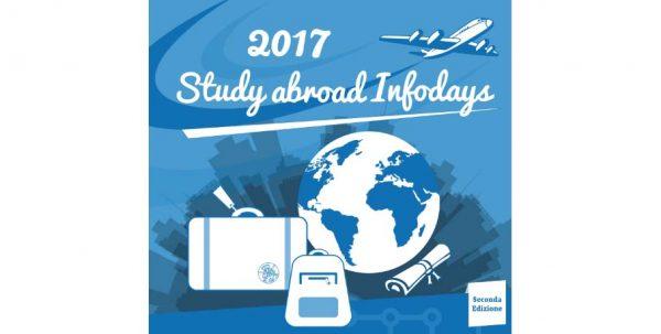 22 e 23 novembre - UNIPV Study Abroad Infodays