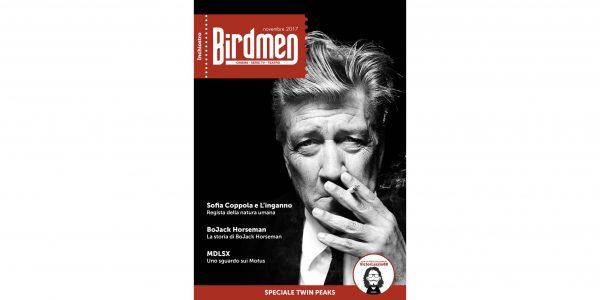 """Nuovo numero di """"Birdmen"""""""