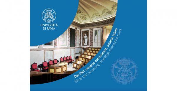 Nuova guida italiano-inglese dell'Università di Pavia