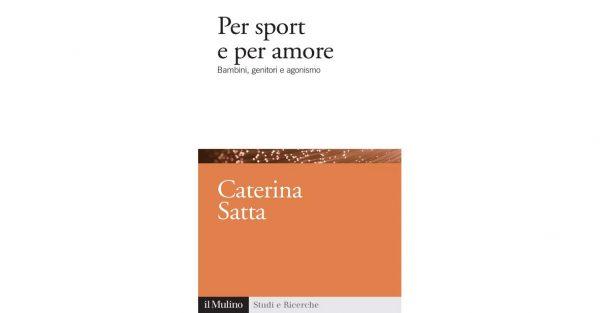 """27 novembre – Presentazione libro """"Per sport e per amore"""""""