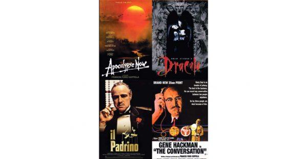 5 dicembre - Il cinema di Francis Ford Coppola