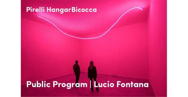 9 novembre – Lo spazio come utopia: Fontana e l'architettura a Milano