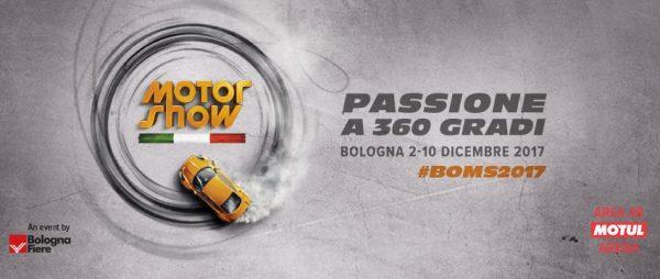 Dal 2 al 10 dicembre - UNIPV al Motor Show di Bologna