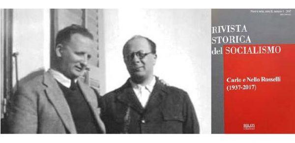 5 dicembre - Ottant'anni dopo Bagnoles-de l'Orne. I Rosselli nella storia d'Italia