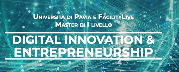 "Nuovo Master in ""Digital Innovation & Entrepreneurship"""