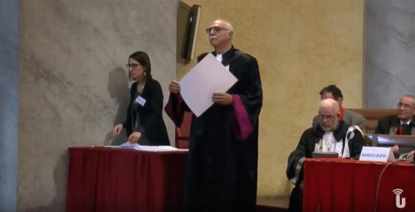 Dottorati di ricerca, l'inaugurazione dell'anno 2017/18 (Video)