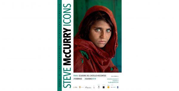 """Dal 3 febbraio al 3 giugno – Mostra """"Steve McCurry. Icons"""""""