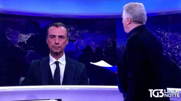 "Andrea Fontana UNIPV ospite a ""TG3 – Linea Notte"" per parlare di ""fake news"""