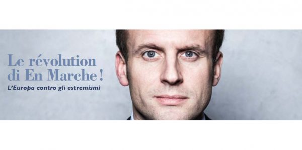 29 gennaio - Le révolution di En Marche! L'Europa contro gli estremismi