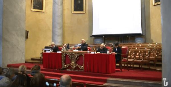 """Conferenza di Ateneo """"La nuova didattica"""" (Video)"""