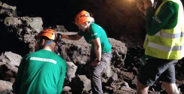 Dall'Università di Pavia a Lanzarote per lo studio del suolo di Luna e Marte (Video)