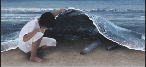 """3 febbraio – Laboratorio """"… e se il mare diventasse di plastica?"""""""