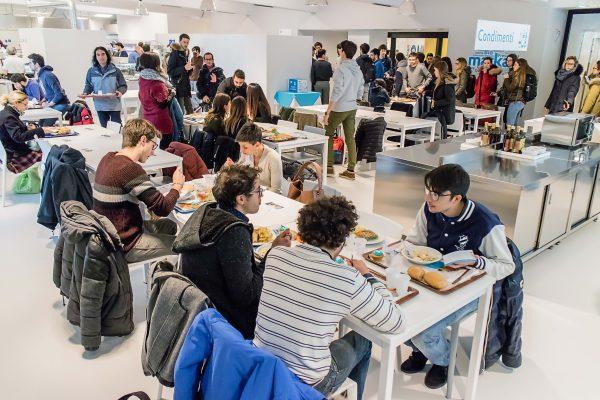 Dall'8 al 30 marzo - Scopri gli eventi del ristorante universitario Cravino!