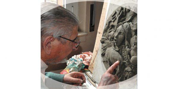"""1 marzo – Presentazione libro """"Angelo Grilli medaglista e scultore pavese"""""""