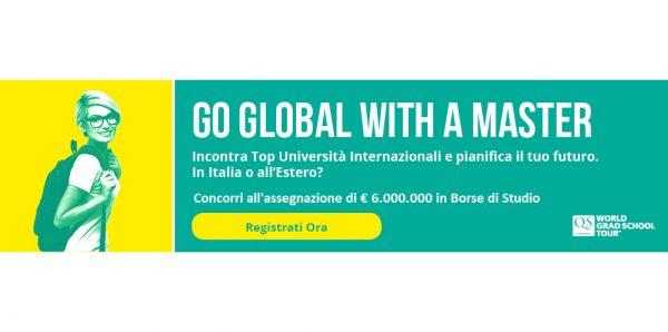 13 marzo - L'Università di Pavia partecipa al Salone Internazionale dei Master e PhD e pianifica il tuo futuro!