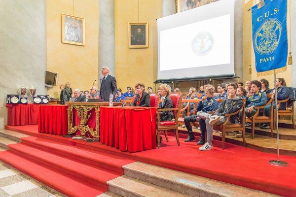 23 marzo – Inaugurazione anno sportivo UNIPV
