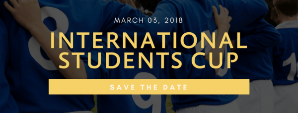 3 marzo – International Students Cup