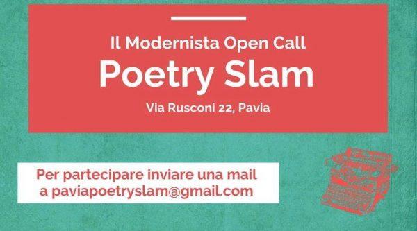 20 febbraio – Poetry Slam
