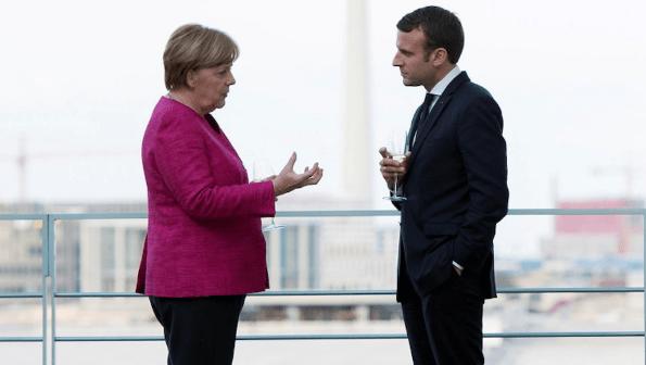 8 marzo – L'Europa di Macron e Merkel dopo le elezioni italiane