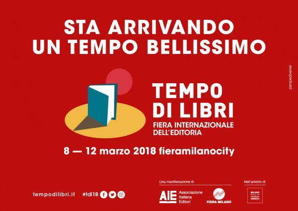 Dall'8 al 12 marzo – Tempo di libri