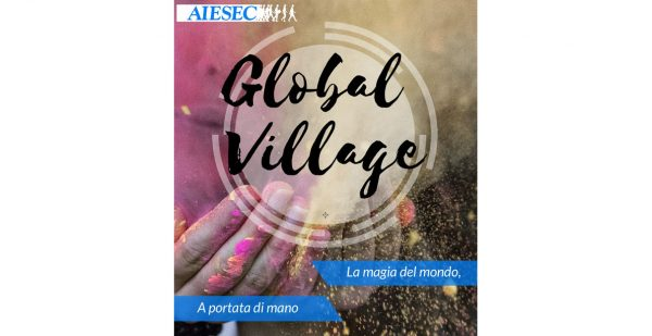 9 aprile – Global Village