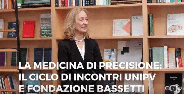 Medicina di precisione: il ciclo di incontri unipv e Fondazione Bassetti (Video)