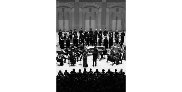 21 marzo – Anthems: Händel e Bononcini