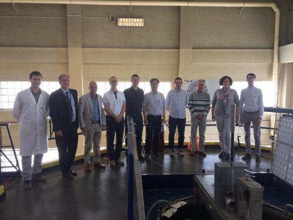 Laboratorio Energia Nucleare Applicata UNIPV impegnato in ricerca internazionele sull'impatto di neutroni sui materiali non-metallici