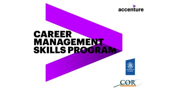 Università di Pavia - Accenture: Career Management Skills Program Edizione 2018