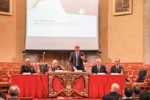"""Etica del Carabiniere"", la presentazione all'Università di Pavia (Video)"
