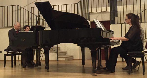 19 aprile – Concerto per due pianoforti