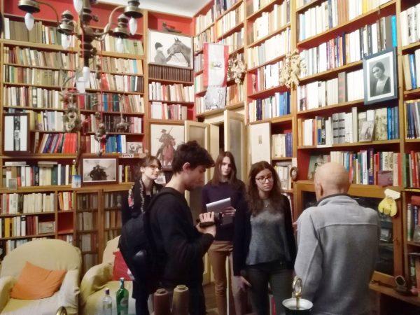 Una ricerca degli studenti dell'Università di Pavia dedicata a Mino Milani