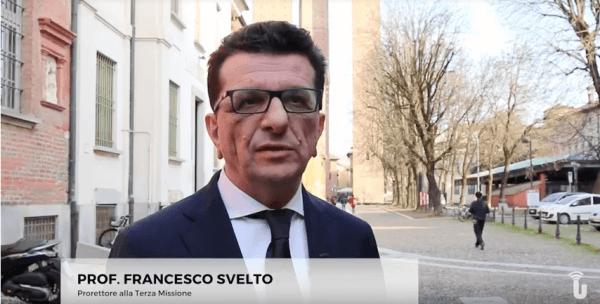 UniPV LM+, al via la seconda edizione: l'intervento del prof. Svelto (Video)
