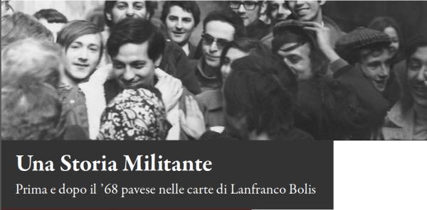 Dal 9 al 15 maggio – Tutta colpa del '68: eventi