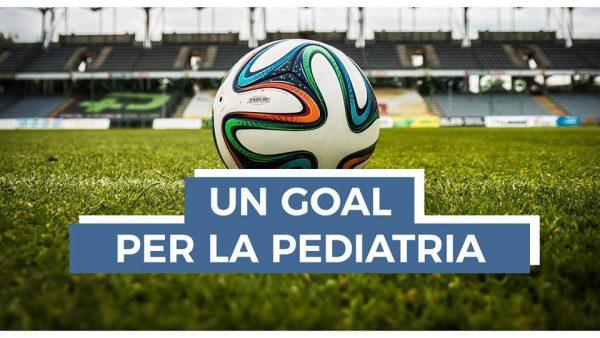 10 giugno – Un goal per la pediatria