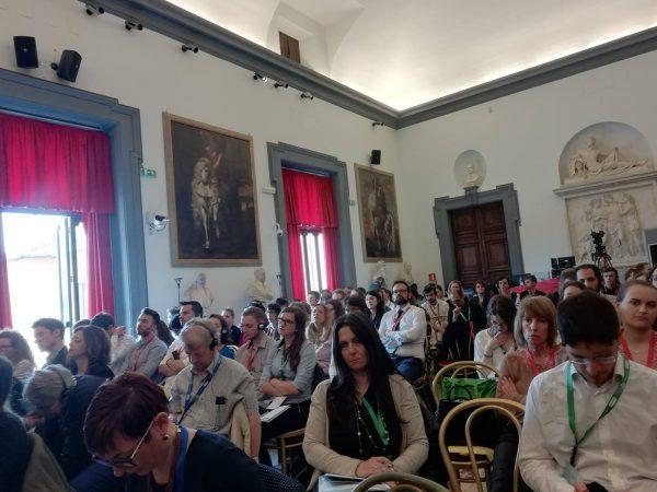 Delegazione UniPV agli Stati Generali Erasmus