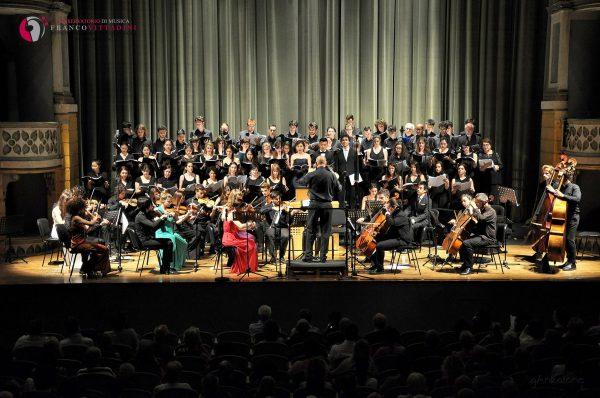 """31 maggio – Concerto Finale Solisti, Orchestra e Coro I.S.S.M. """"F. Vittadini"""""""