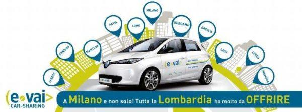 Convenzione Università di Pavia – Società di car sharing e-vai