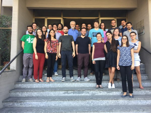 Studenti e dottorandi da tutto il mondo all'UniPV per studiare gli effetti della radiazione
