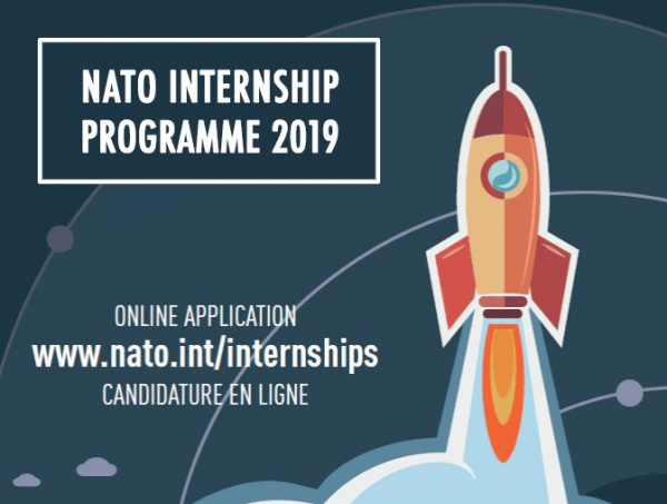 NATO Internship Programme 2019