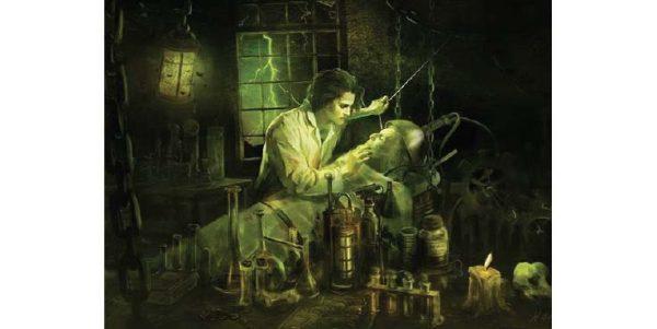 """12 giugno – 200 anni di """"Frankenstein"""""""