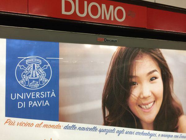 """""""Vieni più vicino"""". La Fondazione Alma Mater Ticinensis lancia nuova edizione della campagna di promozione UniPV"""